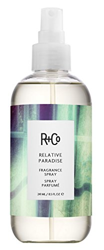 Mist Tea Cologne Green (R+Co Relative Paradise Fragrance Spray, 8.5 Fl Oz)