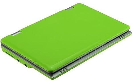JCW® Netbook - Ordenador portátil PC Ultraligera - Google Android 4.4 KitKat - WiFi - Ethernet - Webcam - 4 GB Disco Duro 512 RAM - Pantalla 7 Pulgadas ...
