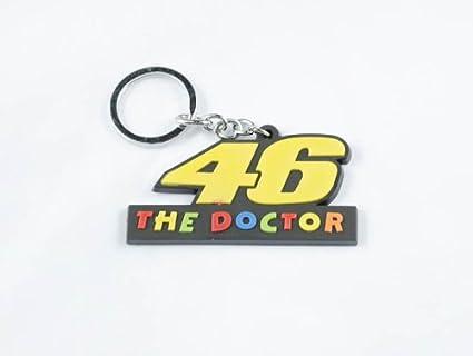 1x Rossi el doctor anillo de llavero de control remoto 46 ...