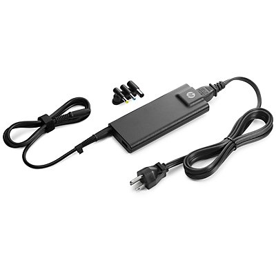 HP H6Y83AA Slim - Power Adapter - 90 Watt - United States...