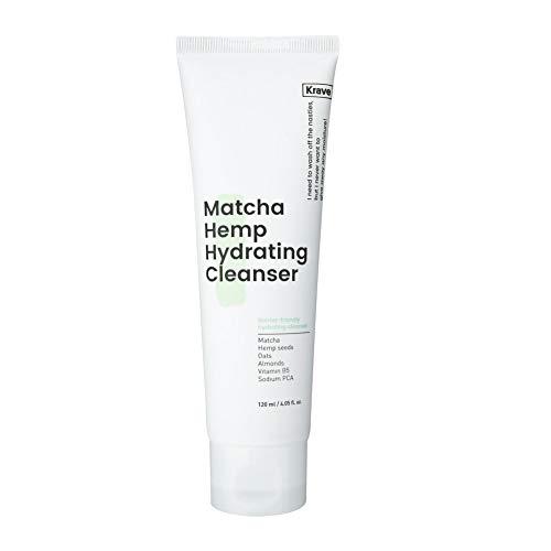 Krave Beauty Matcha Hemp Hydrating Cleanser 4.05oz K-beauty ()