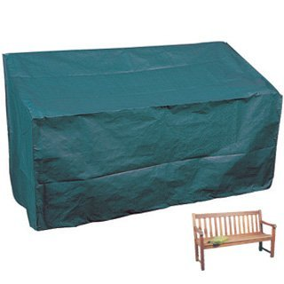 Supagarden Bench Cover, 3 Seater W: 162cm, H: 63.5cm-89cm, D: 66cm