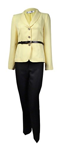 (Tahari Arthur S. Levine Plus 2-Piece Suit (14W))