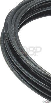 Jagwire 4.5mm Ripcord Derailleur Housing Roll/25' Black - Jagwire Ripcord Derailleur