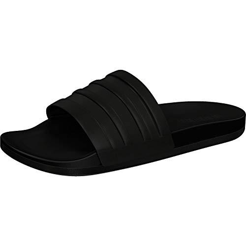 Para negbas De Zapatos Adidas Playa 000 Y Piscina Negro Hombre Comfort Adilette pA0qwHa