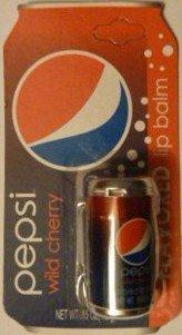 Pepsi Lippenpflegestifte - Wild Cherry 4,2 g Inhalt - in Dosenform