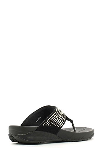 Grunland CI1176 Flip flops Women Black 5ffk6EWDaw