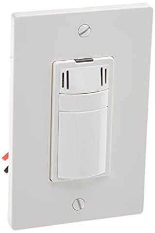 Panasonic FV-WCCS1-W WhisperControl Three-Function On/Off Switch, White (3 Function Light Switch)