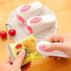 Mini Plastic Bag Heat Sealing Machine Food Bag Sealer