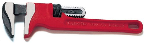 Ridgid 31400 Spud Wrench, 12-inch Adjustable Spud Wrench