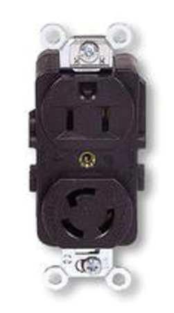 15r Duplex Locking Receptacle - 6