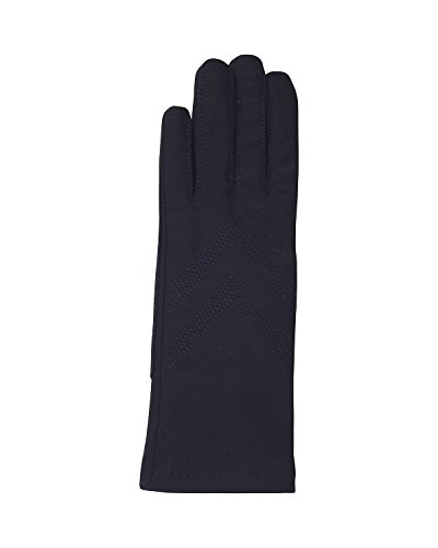 isotoner-stretch-classics-glove-with-lining-black-one-size