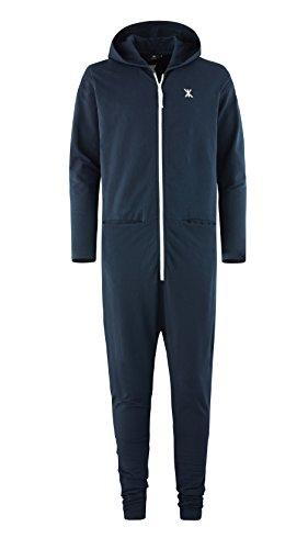 One Jumpsuit navy Combinaisons Bleu Mixte Uno Piece vr6wzv