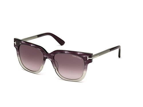 Tom Ford Sunglasses 436F TF436 TF436F Tracy 54mm-18MM-140MM Asian Fit (83T VIOLET OTHER) by Tom Ford