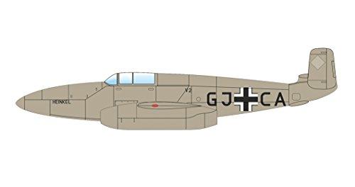 Eduard 8068 German He280 Jet Aircraft 'Profi-Pack' 1/48 Scale Plastic Model Kit