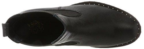 Apple of Eden Women's Ghada Chelsea Boots Black (Black 1) mrQ6nJqVLo