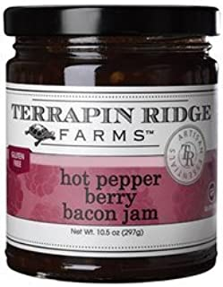 product image for Terrapin Ridge Farms Hot Pepper Berry Bacon Jam 11 OZ (Pack of 6)