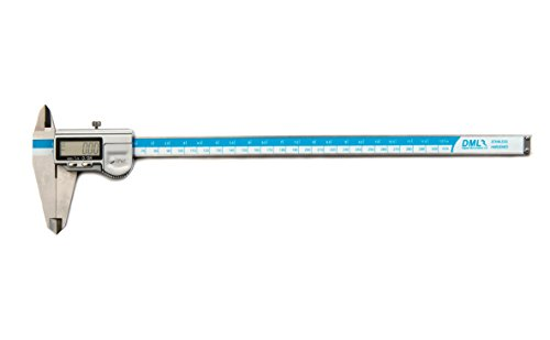 300mm 12 Inch IP67 Water Resistant Digital Vernier Caliper 12 Months Warranty Free Case by Digital Micrometers Ltd Free Calipers