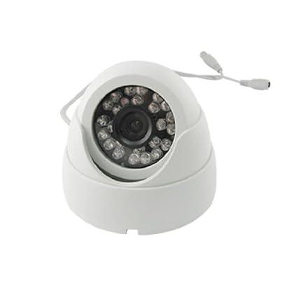 eDealMax 420TVL 1/3 CCD de Color PAL 24 IR LED de la cámara de