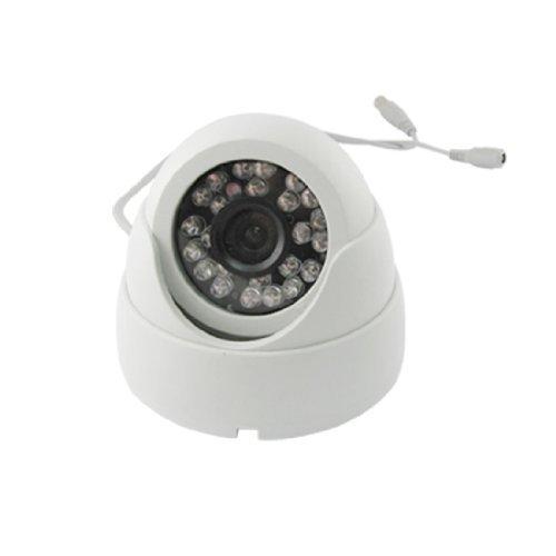 eDealMax 420TVL 1/3 CCD de Color PAL 24 IR LED de la cmara de CCTV de vigilancia de seguridad de la bveda