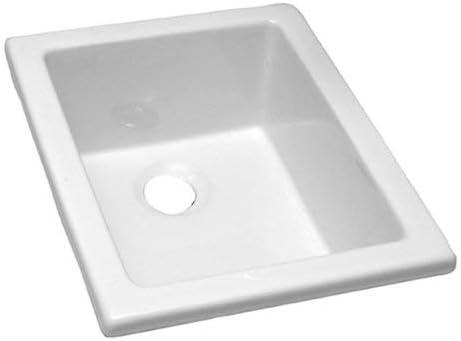 Barclay 18-1 8-Inch x 14-Inch Utility Sink
