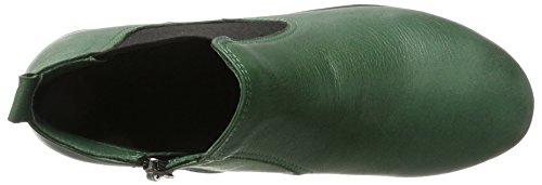Andrea Conti Women's 0024514 Boots Green (Bottle 112) UeOiQ2Tc2B