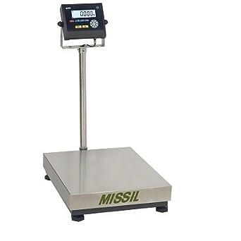 BÁSCULA INDUSTRIAL MISSIL F3-300 | 300 Kg - 50 g | Báscula digital industrial