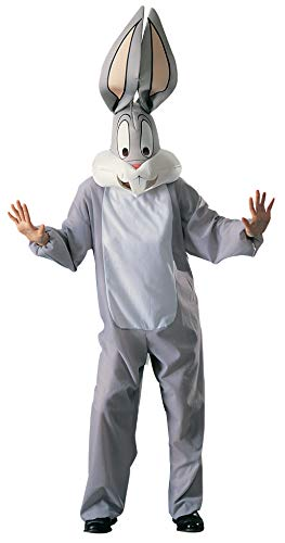 Looney Tune Costumes (Adult Bugs Bn Costume)