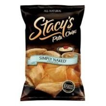 Stacys Simply Naked Pita Chips, 1 Ounce -- 72 per case.