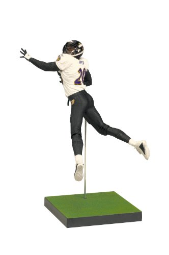 - McFarlane Toys NFL Series 24 Ed Reed Action Figure