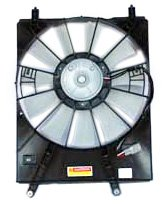 TYC 600470 Toyota Sienna Replacement Radiator Cooling Fan Assembly by TYC