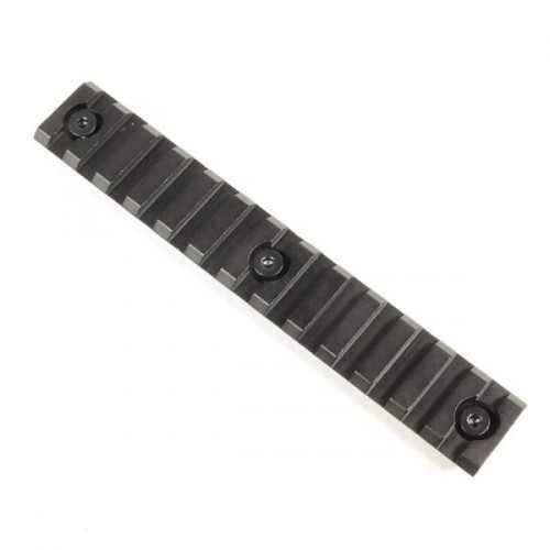 "Ultimate Arms Gear Keymod 13 Slot Section 5"" Aluminum Removable Key Mod Accessory Picatinny 1913 Rail"