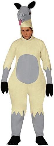 FIESTAS GUIRCA Disfraz de Hombre Alpaca Blade glama