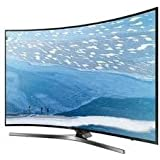 Samsung 109.3 cm (43 inches) Series 6 43KU6570-BF 4K UHD LED Smart TV (Dark Black) – Scheduled/24 Hour Delivery (Samsung Fulfilled)