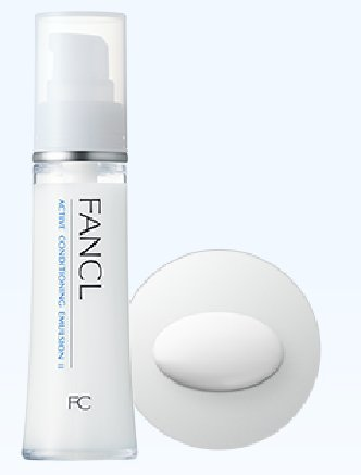 Japan Health and Beauty - Fancl active conditioning basic emulsion moist *AF27* (Emulsion Conditioning)