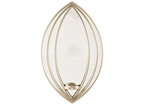 Signature Design by Ashley Donnica Wall Sconce, Silver ()