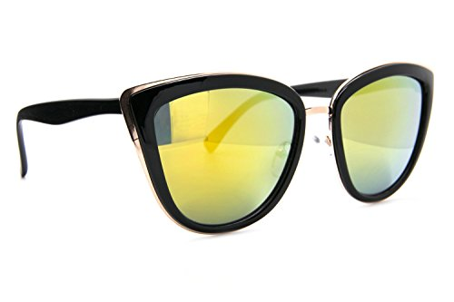 my-girl-cat-eye-women-fashion-sunglasses-gold-metal-rim-mirrored-lens-gold