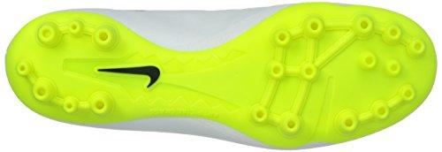 Nike MERCURIAL VICTORY V AG-R WHITE/VOLT-HYPER PINK-BLACK