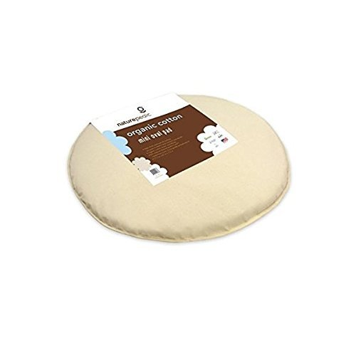 Naturepedic Organic Stokke Sleepi Mini - Round/Oval Bassinet Mattress (Round Mattress Bassinet)