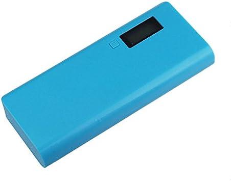 Power Bank pilas caja, 5 V 2 A USB 18650 Energías de banco de batería de buzón de Cargador para iPhone6 hinweis4: Amazon.es: Electrónica