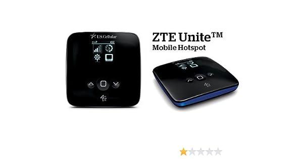 ZTE Unite EUFI891 U.S Cellular Wireless HotSpot Personal Modem Dongle GSM 4G LTE