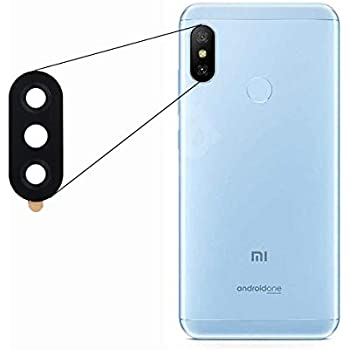 Amazon.com: MMOBIEL Back Rear Camera Glass Lens Compatible ...