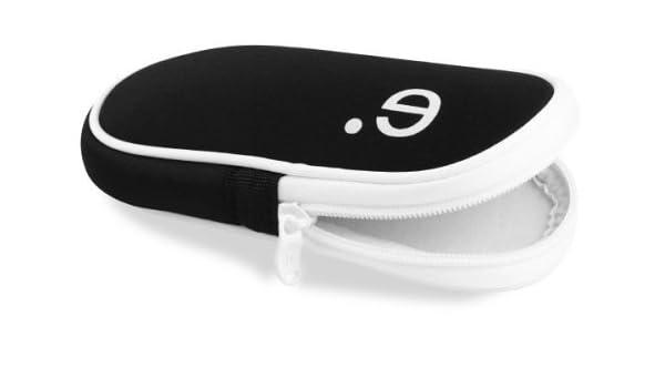 Be.ez 100368 LA Robe - Funda para Sony PSP, Color Negro y Blanco: Amazon.es: Informática