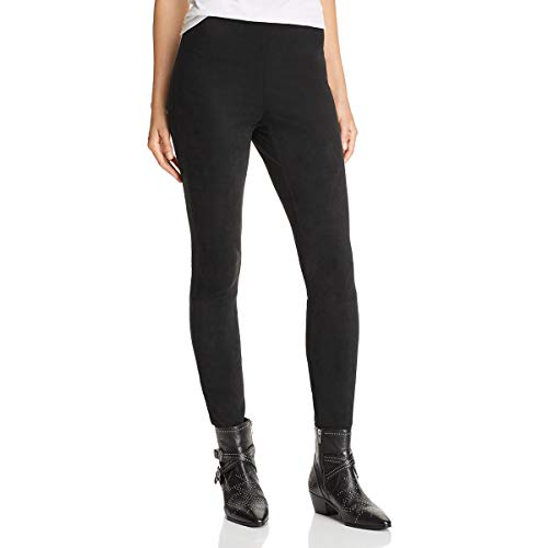 Black Suede Pants - 5