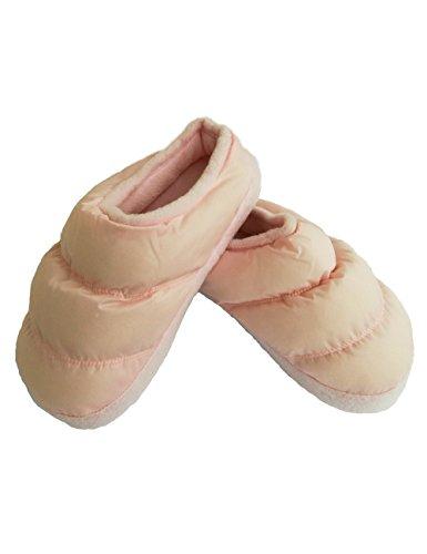 Winter Pink Unisex Indoor House Premium Mwfus Cotton Slipper Shoes 7Ixp8xwR