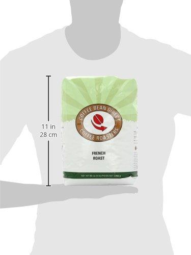 French Roast, Whole Bean Coffee, 5-Pound Bag