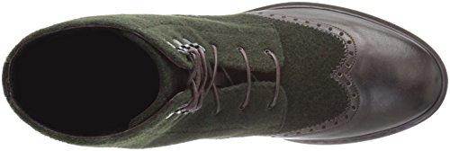 A.testoni Hommes M47266ivm Chukka Boot Loden / Vert