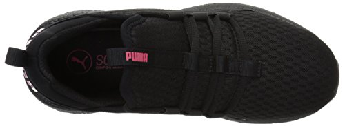 Puma Women's Mega Nrgy WN Sneaker Puma Black-paradise Pink cHgPwD