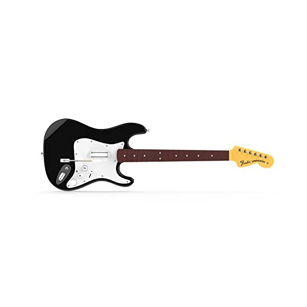 Rock Band 4 Wireless Fender Stratocaster Guitar Controller for Xbox One - Black 2