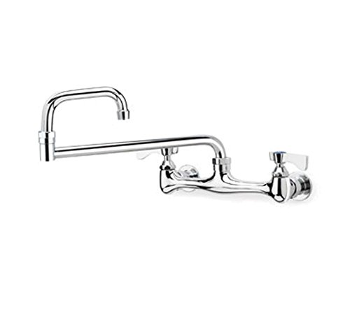 Faucet 8in Center Wall Mount - 9